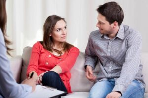 seduta psicoterapia di coppia