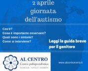 locandina giornata mondiale autismo