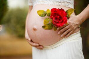 pancia donna in gravidanza