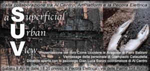 locandina incontro Piero Balzoni