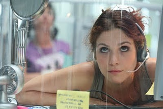 donna del call center