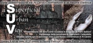 locandina evento Piero Balzoni