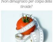 tiroide e dieta