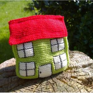 casetta di stoffa giardino